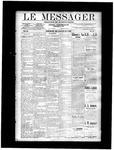 Le Messager, V11 N23, (08/28/1890)