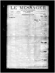Le Messager, V11 N20, (08/07/1890)