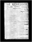 Le Messager, V11 N19, (07/31/1890)