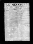 Le Messager, V11 N18, (07/24/1890)