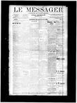 Le Messager, V11 N16, (07/10/1890)