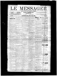 Le Messager, V11 N15, (07/03/1890)