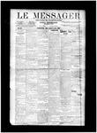 Le Messager, V11 N11, (06/05/1890)