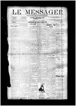 Le Messager, V11 N6, (05/01/1890)