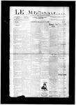 Le Messager, V11 N3, (04/10/1890)