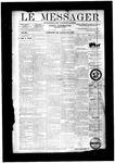 Le Messager, V12 N4, (04/16/1891)