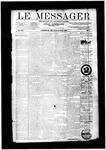 Le Messager, V12 N5, (04/23/1891)