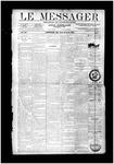 Le Messager, V12 N6, (04/30/1891)