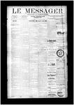 Le Messager, V12 N11, (06/04/1891)