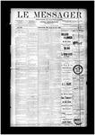 Le Messager, V12 N13, (06/18/1891)