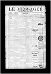 Le Messager, V12 N15, (07/02/1891)