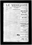 Le Messager, V12 N17, (07/16/1891)
