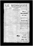 Le Messager, V12 N20, (08/06/1891)