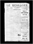 Le Messager, V12 N21, (08/13/1891)