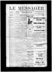 Le Messager, V12 N28, (09/08/1891)