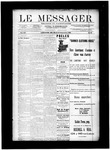 Le Messager, V12 N30, (09/15/1891)