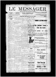 Le Messager, V12 N32, (09/22/1891)