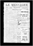 Le Messager, V12 N34, (09/29/1891)