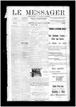 Le Messager, V12 N35, (10/02/1891)