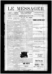 Le Messager, V12 N38, (10/13/1891)