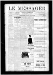 Le Messager, V12 N39, (10/16/1891)