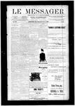 Le Messager, V12 N40, (10/20/1891)