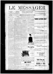 Le Messager, V12 N41, (10/23/1891)