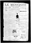 Le Messager, V12 N42, (10/27/1891)