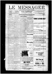 Le Messager, V12 N47, (11/13/1891)
