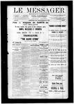 Le Messager, V12 N50, (11/24/1891)