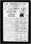 Le Messager, V12 N52, (12/01/1891)
