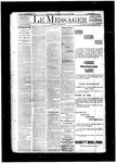 Le Messager, 13e N79, (01/13/1893) by Le Messager
