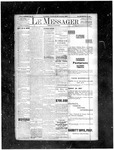 Le Messager, 13e N81, (01/20/1893) by Le Messager