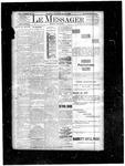 Le Messager, 13e N82, (01/24/1893)