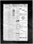 Le Messager, 13e N83, (01/27/1893) by Le Messager