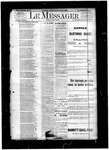Le Messager, 13e N87, (02/10/1893) by Le Messager