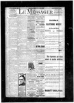 Le Messager, 13e N88, (02/14/1893) by Le Messager