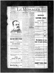 Le Messager, 13e N91, (02/24/1893) by Le Messager