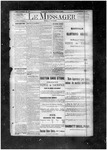 Le Messager, 13e N93, (03/03/1893) by Le Messager