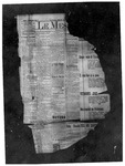 Le Messager, 14e N1, (03/26/1893)