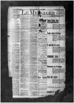 Le Messager, 14e N4, (04/07/1893)