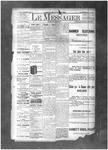 Le Messager, 14e N9, (04/25/1893)