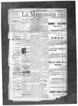 Le Messager, 14e N10, (04/28/1893)
