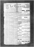 Le Messager, 14e N12, (05/05/1893)