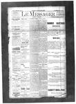 Le Messager, 14e N13, (05/09/1893)