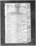 Le Messager, 14e N14, (05/12/1893)