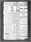 Le Messager, 14e N15, (05/--/1893)