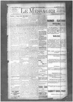 Le Messager, 14e N17, (05/23/1893)