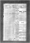 Le Messager, 14e N27, (06/26/1893) by Le Messager