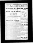 Le Messager, 14e N47, (09/08/1893) by Le Messager
